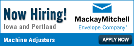 Mackay Mitchell Now Hiring