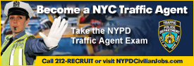 NYPD Now Hiring