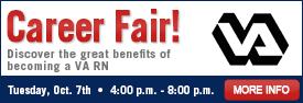 VA Nursing Career Fair