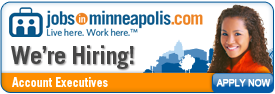 JobsInMinneapolis.com Now Hiring