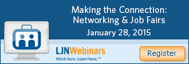 Networking & Job Fairs Webinar