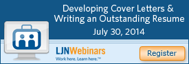 Developing Cover Letters & Writing an Outstanding Resume Webinar