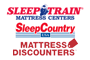 Jobs at Sleep Train, Sleep Country, Mattress Discounters in California
